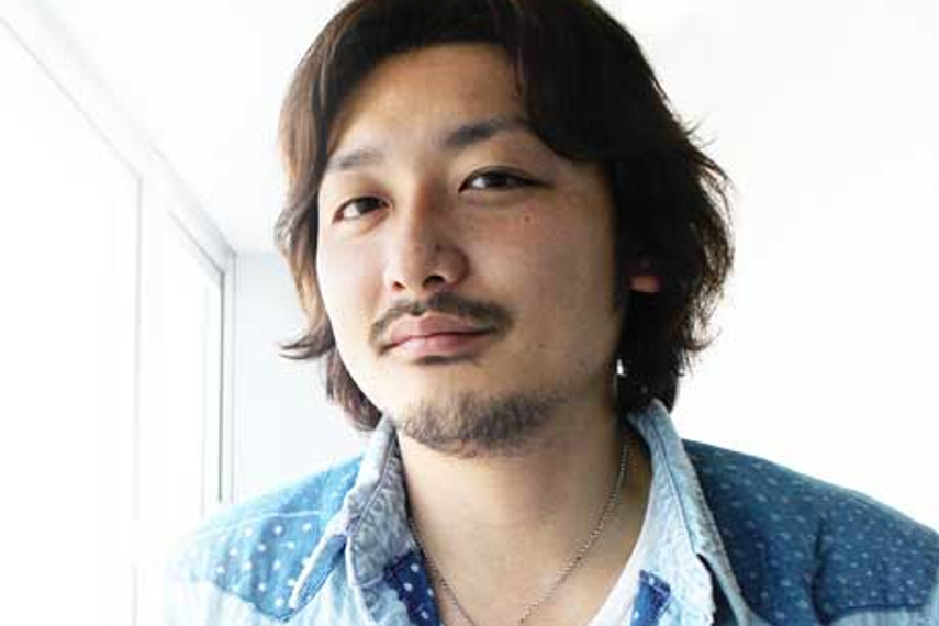 Masato Mitsudera, creative director at Beacon Communications K.K./Leo Burnett