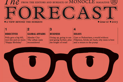 Monocle gives advertisers category ownership with The Forecast