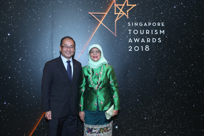 Business event providers celebrated at Singapore Tourism Awards