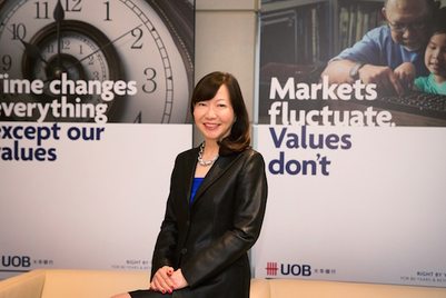 UOB marks 80th anniversary with refreshed brand identity