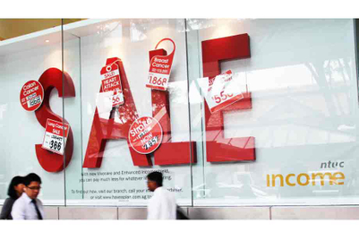 NTUC Income launches 'Disease sale'