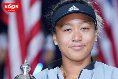 Nissin, Wowow, Citizen benefit from Naomi Osaka's humble victory
