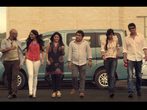 Nissan puts music at centre in new India promotion