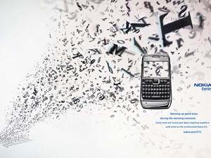 Nokia splits with Wieden & Kennedy