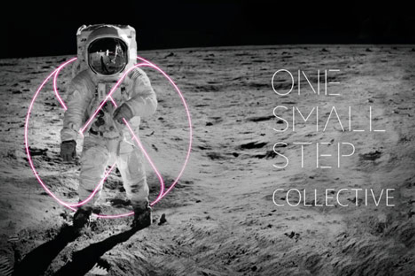 Former TBWA ECD and brand marketer partner to take 'One Small Step'