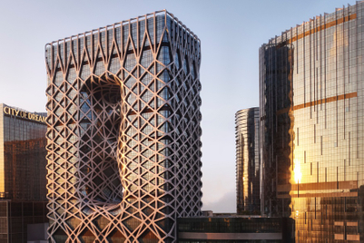 Zaha Hadid stunner launches in Macau