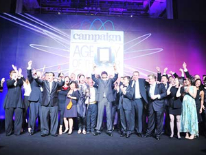 Omnicom triumphs at 2010 Agency of the Year Awards
