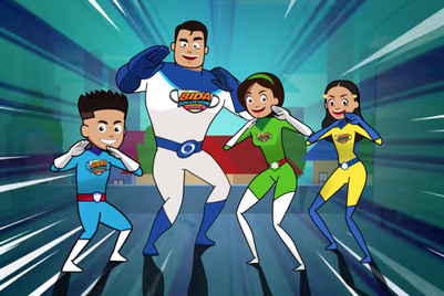 P&G makes a rousing superhero singalong for the Philippines