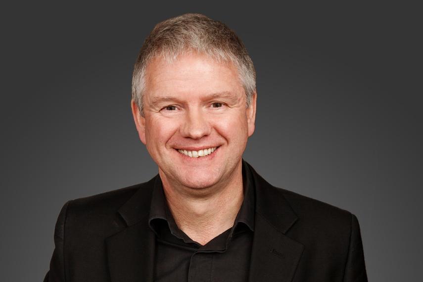 Pádraic Gilligan, chief marketing officer, SITE.