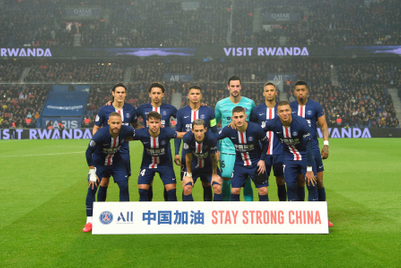 Supportive actions and messages for China pay off for football clubs