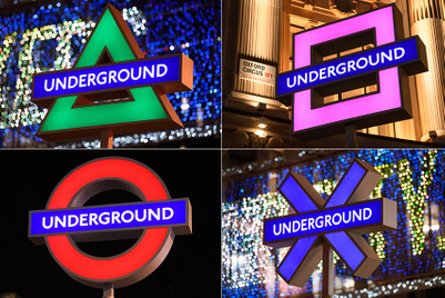 London Underground receives PlayStation makeover