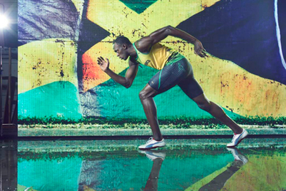 Puma gears up in preparation for the 2012 London Olympics