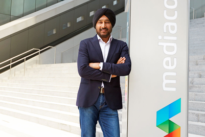 Mediacorp hires Parminder Singh to take on two roles