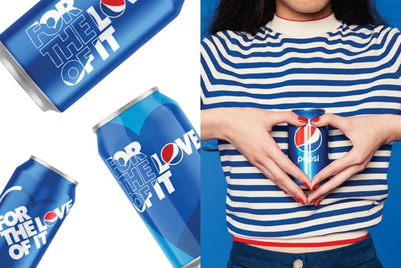 Pepsi unveils first new global brand platform in seven years