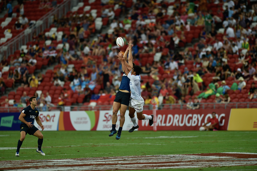 Rugby Sevens gains traction in Singapore