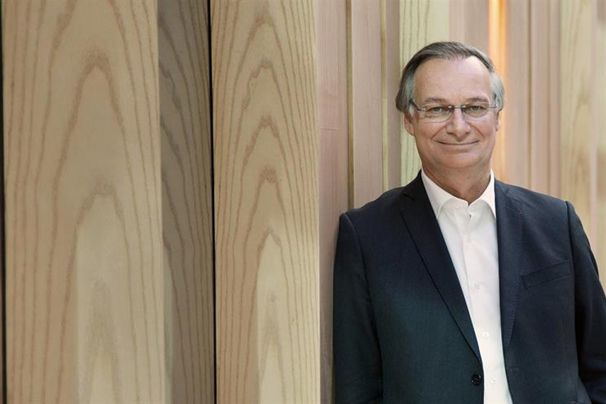 Accenture chairman and chief executive Pierre Nanterme.