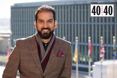Meet the 2019 40 Under 40: Fahad Qadir