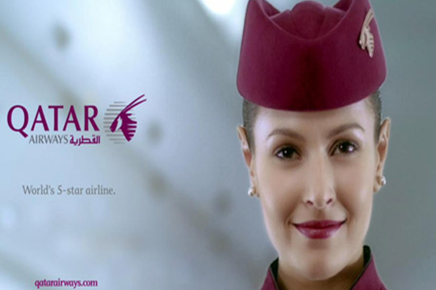 Batey Singapore's campaign for Qatar Airways highlights its international crew