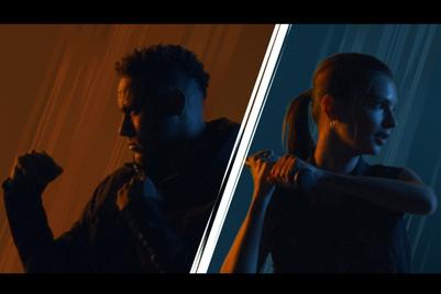 Neymar Jr and Emily Ratajkowski kick zombie butt in Replay ad for China