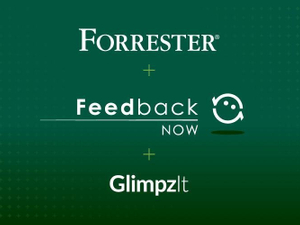 Forrester Research acquires FeedbackNow and GlimpzIt