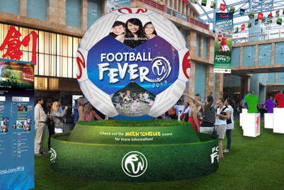 "Resorts World Sentosa to host ""immersive"" World Cup viewing"