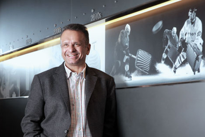 Samsonite regional leader prefers the realistic approach