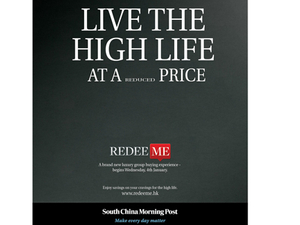 SCMP launches group-buying site for upscale readers