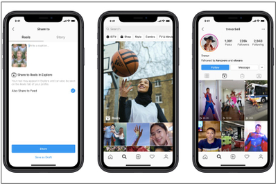 Instagram Reels launches in India, Japan, Australia
