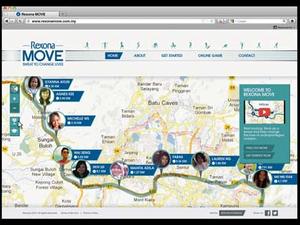 Rexona invites Malaysian women to virtual relay race for charity
