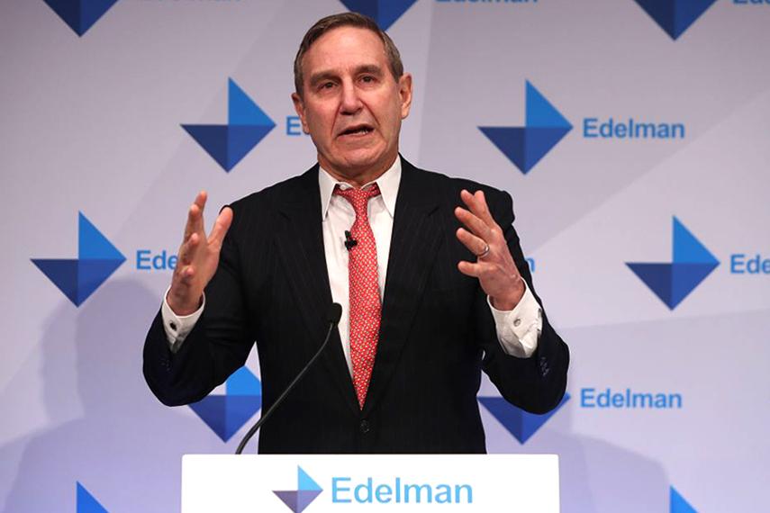 Richard Edelman: