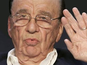 Rupert Murdoch to step down from running newspapers