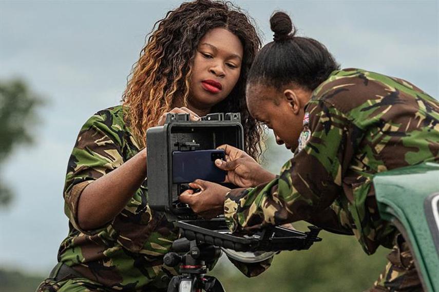 Samsung: viewers will assist The Black Mamba Anti-Poaching Unit