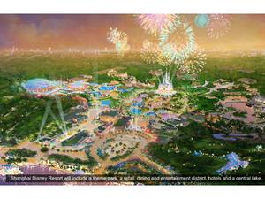 W+K Shanghai tipped to win Shanghai Disneyland creative account