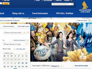 Singapore Airlines strong enough to weather website problems – PR industry