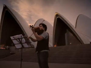 Sydney Opera House 'opens doors' with big new video