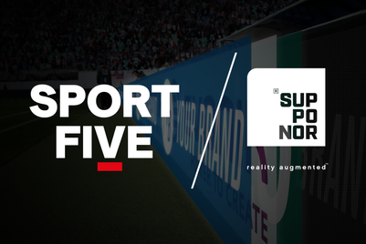 SPORTFIVE and Supponor extend partnership