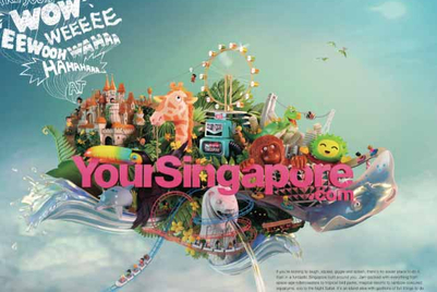 Singapore Tourism Board reaches decision; switches creative to JWT