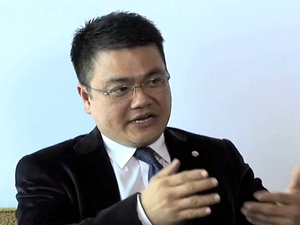 Tencent's SY Lau on online strategy for 2012 Olympics