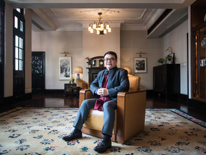 Exclusive interview: Tencent's SY Lau