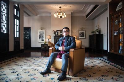 腾讯OMG总裁刘胜义独家专访(下篇)