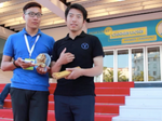 Cannes 2015: Exclusive interview with Baidu 'chopstick brothers'