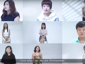 Omnicom forms 'Omniwomen' group in Greater China