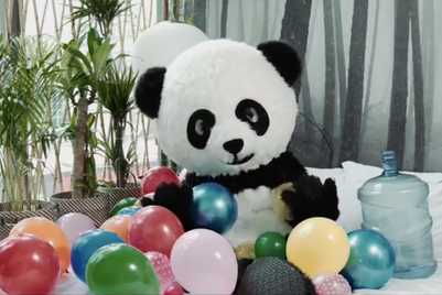 Foodpanda Singapore wants you to dress, eat, and sleep like a panda