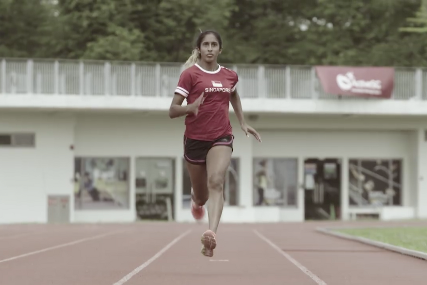 Personal narratives lead the 'Power on' campaign, celebrating Singaporean athletes as the 2017 Southeast Asia Games kick off.