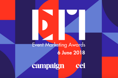 Final call: Attend the Event Marketing Awards in Hong Kong