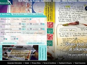 SilkAir reviews digital firms for website redesign in Singapore
