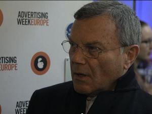 Video: Sorrell talks Maurice Lévy, China