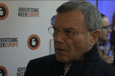 Video: Sorrell talks Maurice Lévy, China
