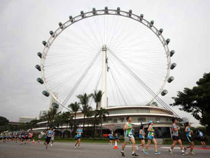Standard Chartered Marathon Singapore selects We Are Social