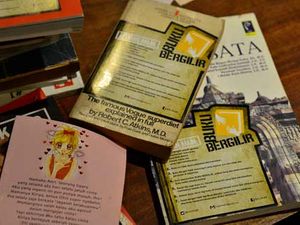 TCP-TBWA utilizes social media for book-sharing scheme in Indonesia